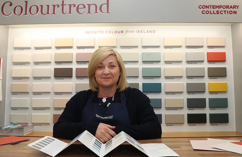 Colour consultation service