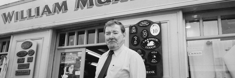 Meet The Makers William Murtagh